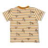 Afbeelding van Feetje T-shirt streep - Happy Camper