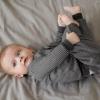 Afbeelding van Feetje Pyjama Wafel Antraciet