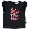 Afbeelding van Feetje T-shirt So Glad - Leopard Love