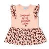 Afbeelding van Feetje Jurk My Favorite - Leopard Love