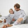 Afbeelding van Feetje Pyjama Wafel Family Edition Navy