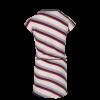 Afbeelding van QUAPI FAB Jurk (White Multi Stripe)