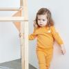 Afbeelding van Feetje Pyjama Wafel Orange