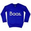 Afbeelding van KMDB Sweater Echo Baas Clematis Black