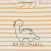 Afbeelding van Feetje T-shirt streep - Dinomite