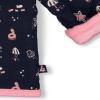 Afbeelding van Feetje Omkeerbaar jasje met capuchon - Seaside Kisses