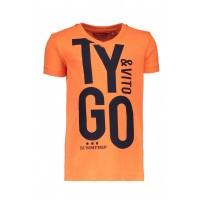 Foto van T&v neon t-shirt 'TYGO&vito