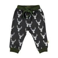 Foto van Pants AOP Deer Anthracite