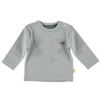 Foto van Bess Shirt l.sl.Striped pocket