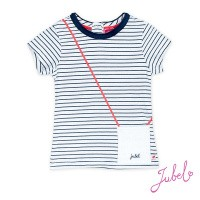 Foto van Jubel T-shirt k/m streep Sea View