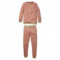 Foto van Quapi Pyjama Puck pink animal