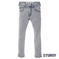 Foto van Sturdy Grey slim fit denim