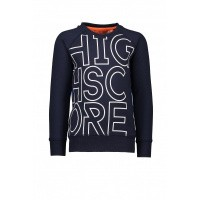 Foto van T&v sweater HIGHSCORE with back in AOP