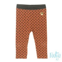 Foto van Feetje Legging AOP - Made With Love
