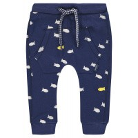 Foto van B Pants slim Republic aop