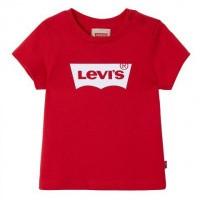 Foto van Levi's T-shirt Rood