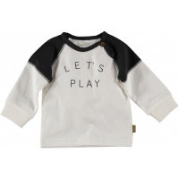 Foto van Bess Shirt l.sl Let's Play