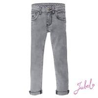 Foto van Jubel spijkerbroek Grey slim fit