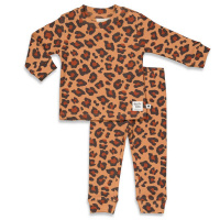 Foto van Feetje Pyjama Leopard Lee
