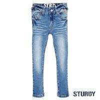 Foto van Sturdy Jeans Bleached denim