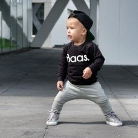 Foto van KMDB Sweater Echo black-Baas