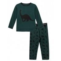 Foto van Claesens Boys Pyjama Set -Green Dino