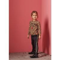 Foto van Sweater AOP - Leopard Lipstick