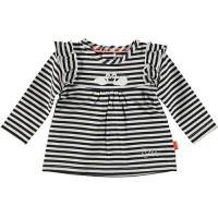 Foto van BESS Shirt l.sl. Ruffle Striped