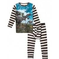 Foto van Claesens Boys Pyjama Set -Photo Dino