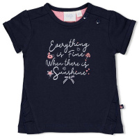 Foto van Feetje T-shirt Everything - Seaside Kisses
