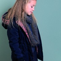 Foto van Lieke hairband and scarf