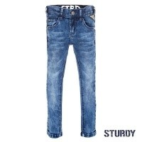 Foto van Sturdy Power stretched blue denim