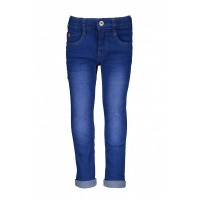 Foto van T&v jeans skinny, color, extra soft &stretchy