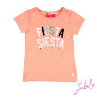 Foto van T-shirt Fiesta Siesta - Botanic Blush