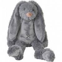 Foto van Happy Horse Rabbit Richie-Deep Grey 28cm
