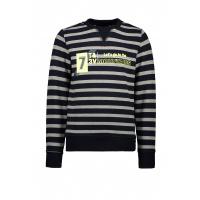 Foto van T&v sweater stripe Mountains