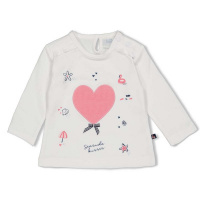 Foto van Feetje Longsleeve AOP - Seaside Kisses
