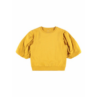 Foto van NAME IT - NKFTALITHA SS TOP (Spruce Yellow)