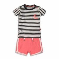 Foto van Baby t-shirt + shorts