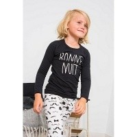 Foto van Girls Pyjama Set Moustache