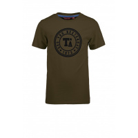 Foto van T&v T-shirt round logo print