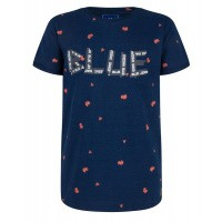 Foto van Indian Blue Jeans T-Shirt Mr Blue