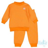 Foto van Feetje Pyjama Wafel Orange