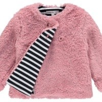 Foto van Noppies Girls Cardigan sweat ls Vablo