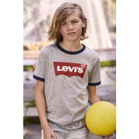 Foto van Levi's T-shirt Grey Heather