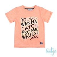 Foto van T-shirt You Wanna Catch - Mini Wanderer