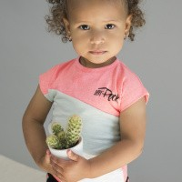 Foto van Baby t-shirt