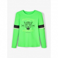 Foto van Name it NKMSONO Longsleeve Green Gecko