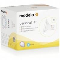 Foto van Medela Personal Fit borstschilden S (21 mm). per paar