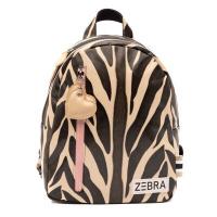 Foto van Zebra Trends Rugzak (S) - Zebra Pink
